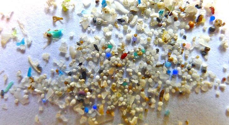 Kozmetik Ürünlerde Kullanılan Zehir Mikroplastik Şebeke Suyuna Karışıyor