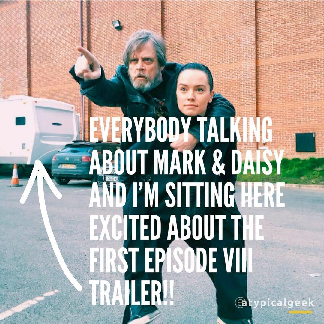 Star Wars Episode VIII Production Thread (Principal
