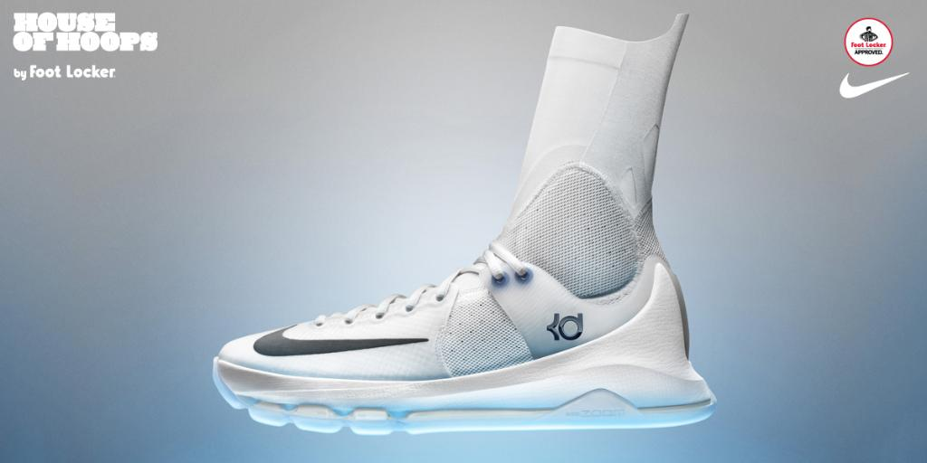 quality design cce82 ddb90 Elite. : Lace up in the latest technology with the #Nike KD ...