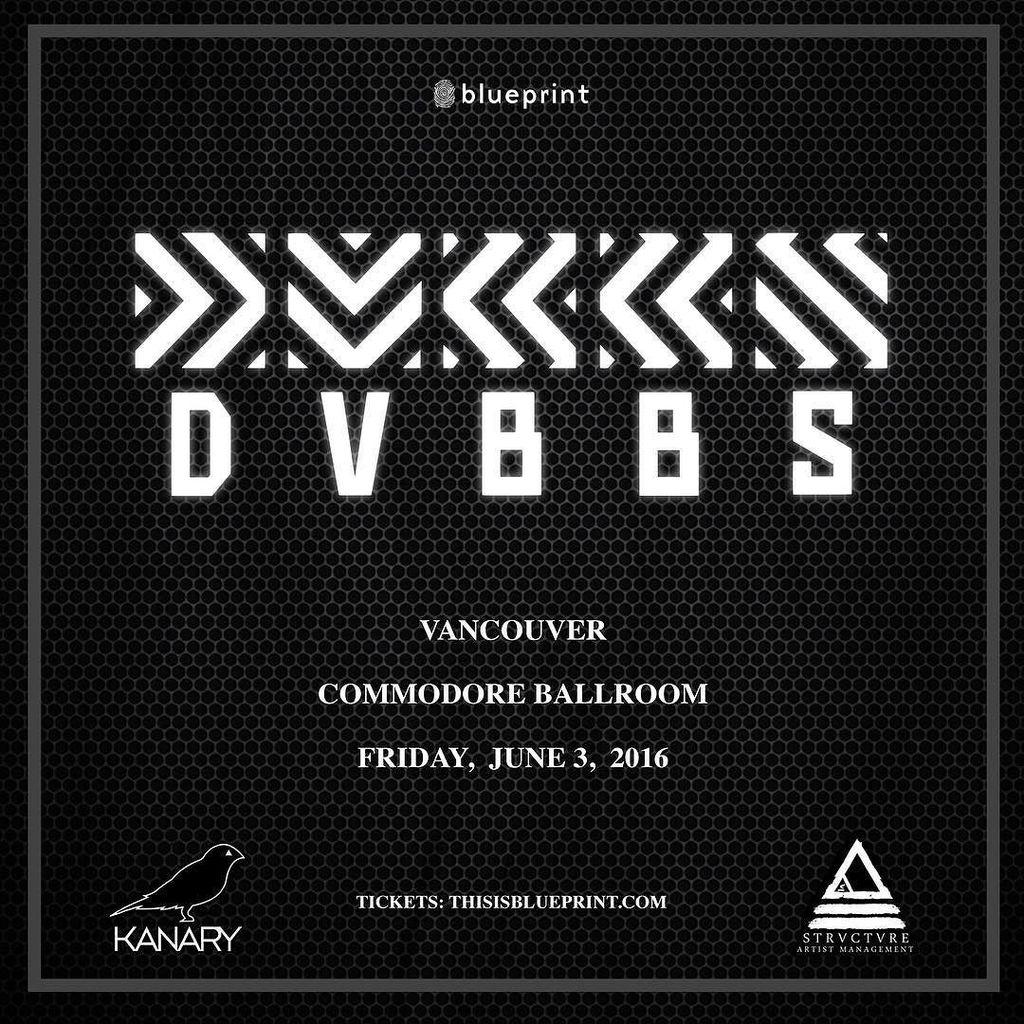 Just Announced! @DVBBS return to #Vancouver on Fri, June 3 at the #CommodoreBallroom! The … https://t.co/BBPlKtDjHr https://t.co/ZVzyi3z6wz