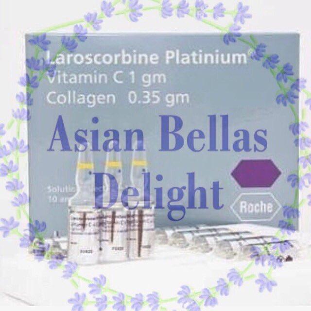 #laroscorbine #vitaminc with #collagen for a #fair #smooth #white #skin #detox #health #whitening #beauty #acnepic.twitter.com/EbmktANTZd