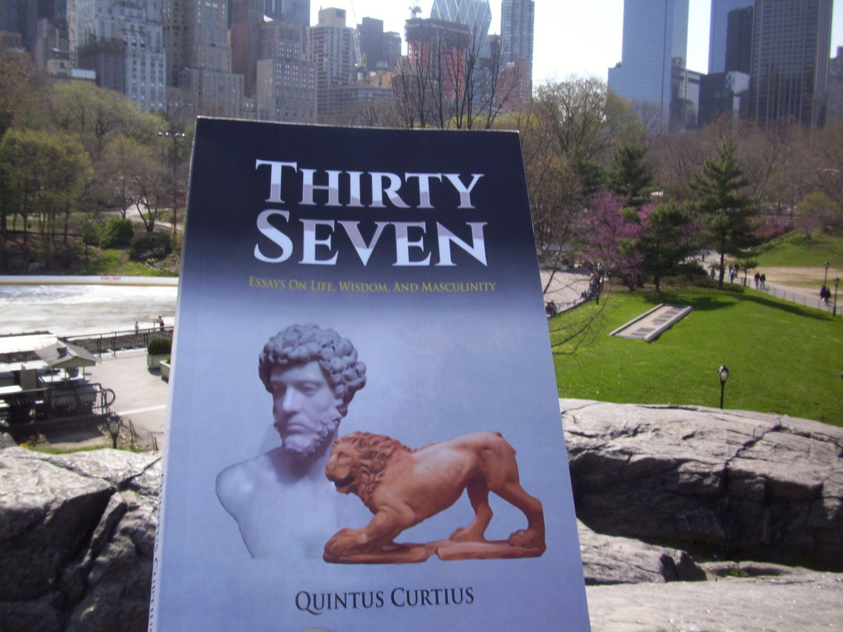 Thirty Seven Quintus Curtius Review