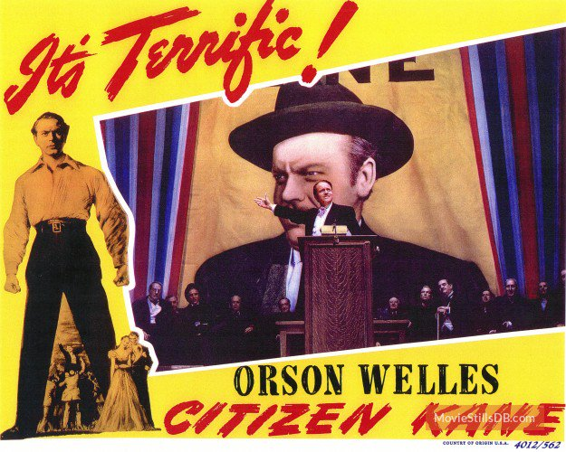 RT @Wellesnetcom Lilly Library exhibits #OrsonWelles Orson Welles' CITIZEN KANE scripts for 75th anniversary  https://t.co/KduaiDNxx1