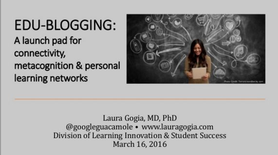 via @SussexTEL: Why Students Should Blog in Public https://t.co/bacUb3pqqN @GoogleGuacamole https://t.co/fbaUK70ZIN | adding to #OU_LMS16