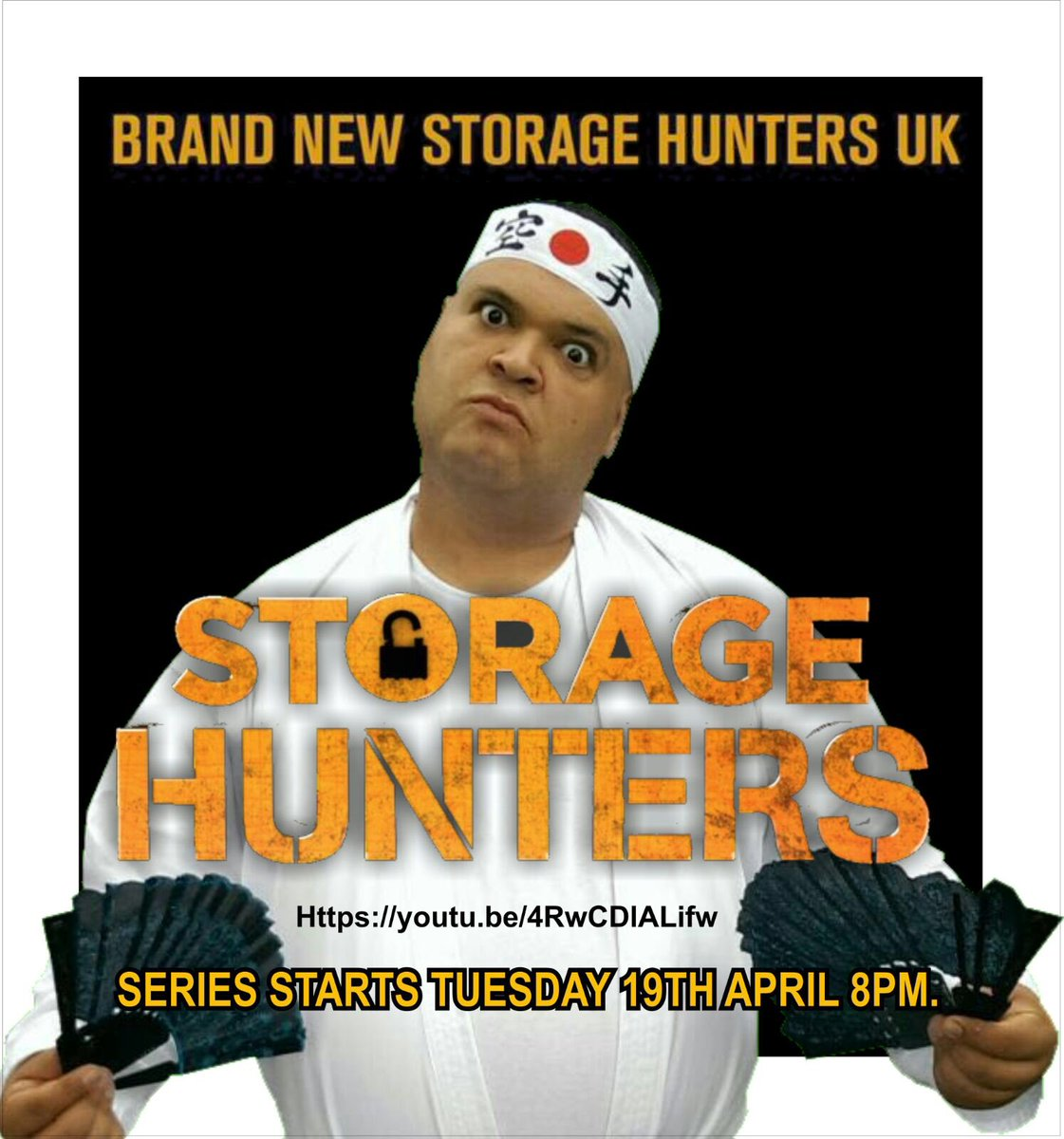 heavy d on twitter who s ready for the jedi boominator brand new storage hunters uk tonight at 8pm on join dave twitter