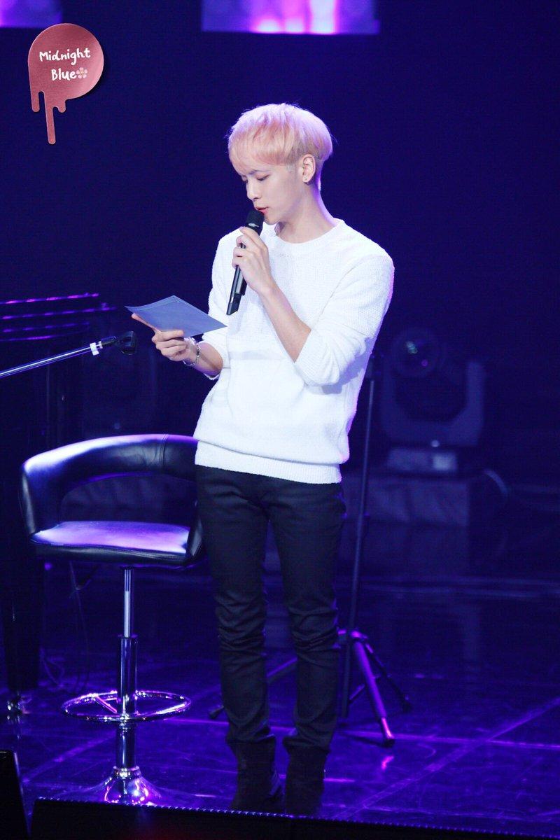 160426 Jonghyun @ MBC Live Concert - Blue Night Cg-BYDlWwAIzaiO