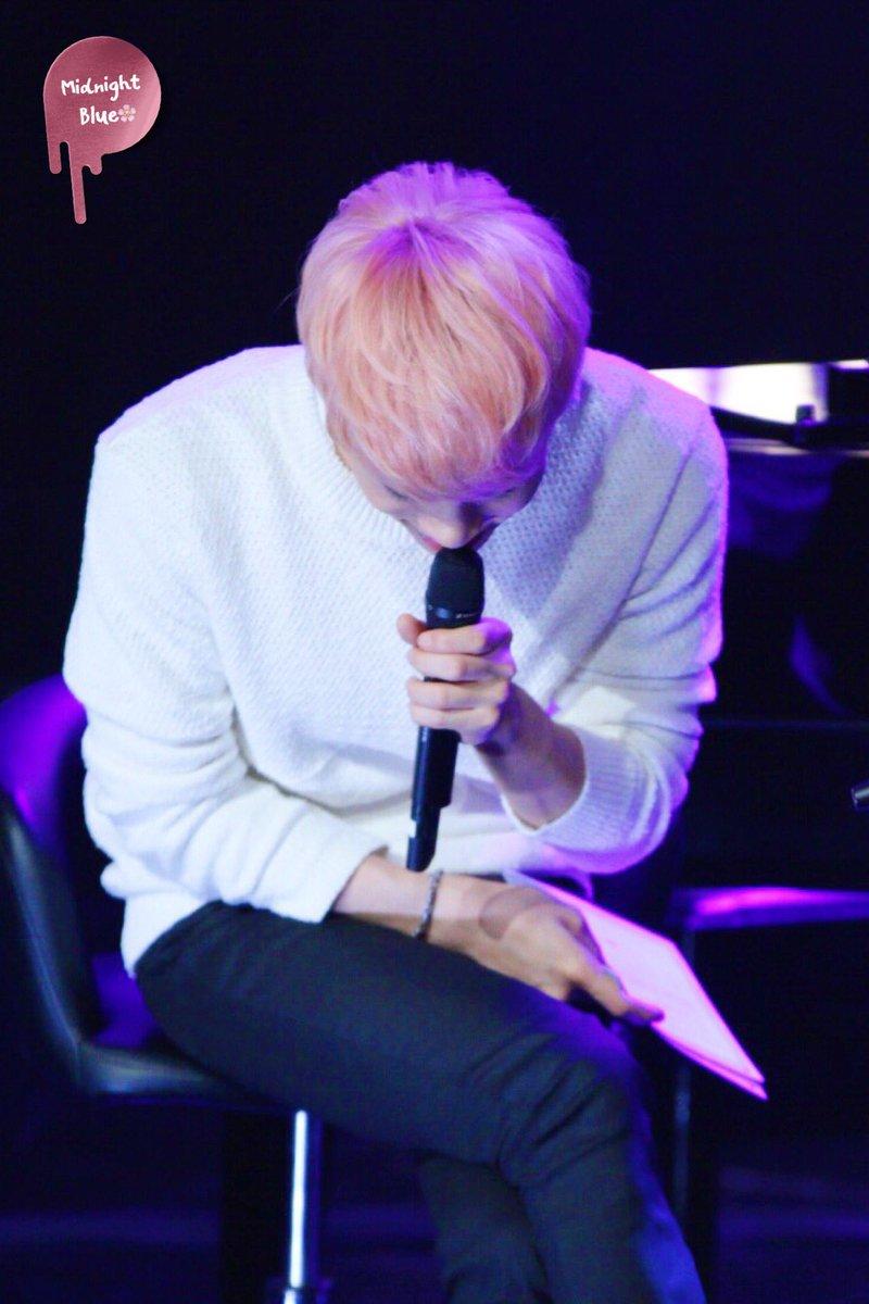 160426 Jonghyun @ MBC Live Concert - Blue Night Cg-BYFwWYAA3eNm