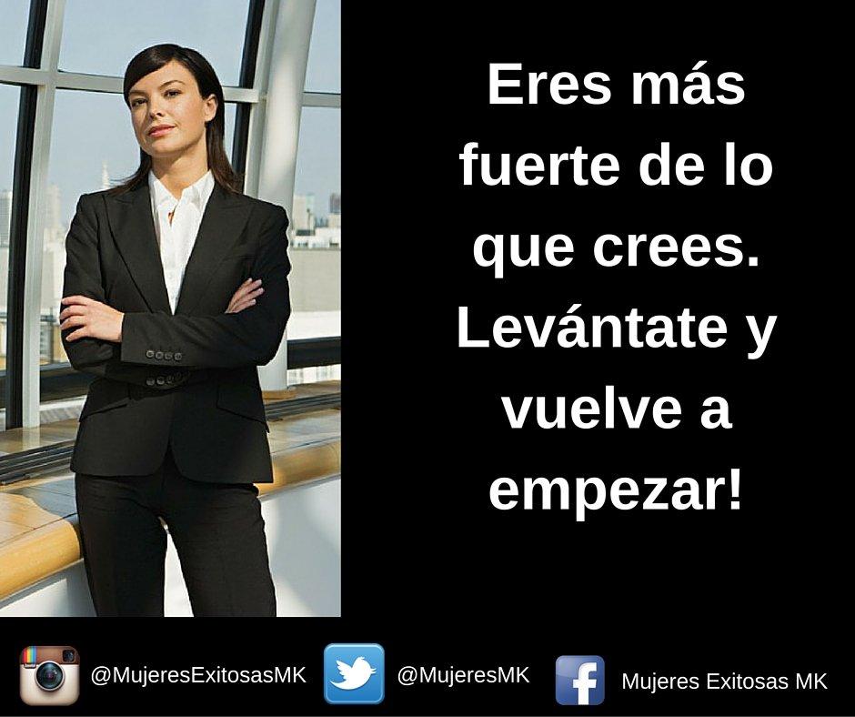 Mujeres Exitosas Mk At Mujeresmk Twitter