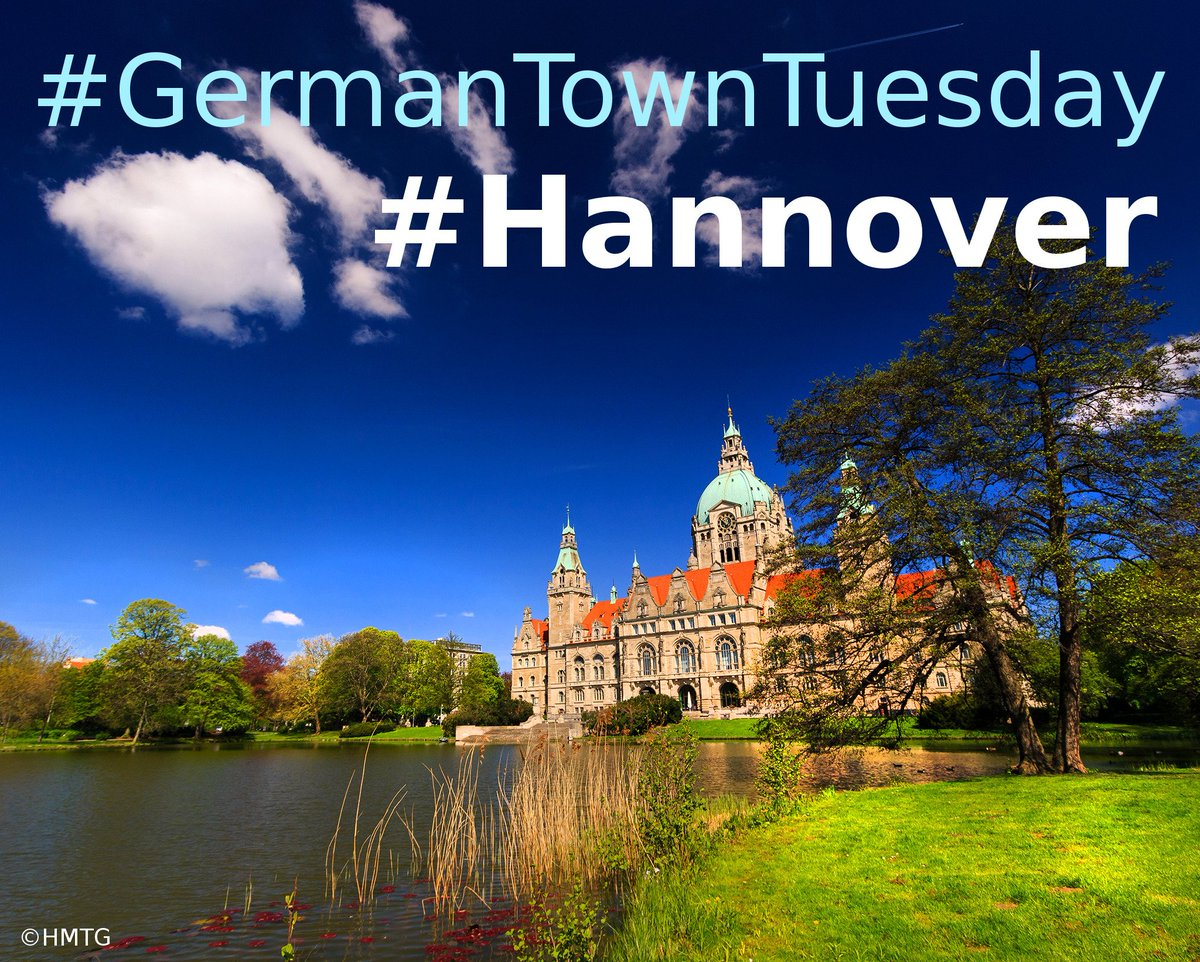 Thumbnail for Hannover Featured in #GermanTownTuesday