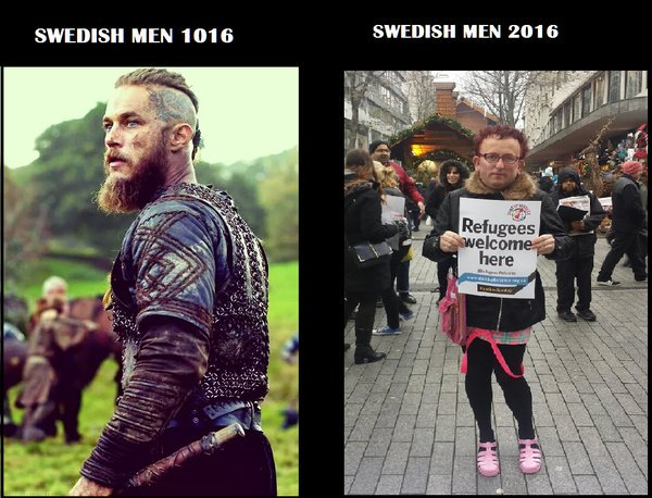 victor eric media on twitter about men from sweden what happened to the real vikings. Black Bedroom Furniture Sets. Home Design Ideas