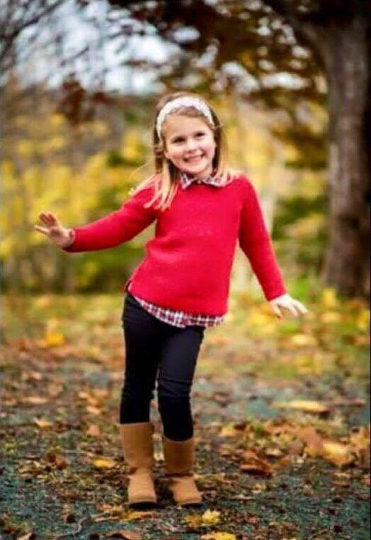 This picture of the 5-year-Old girl who died in Carbonear is being widely shared on social media. #lightitupQuinn https://t.co/Eu8nqScmcF