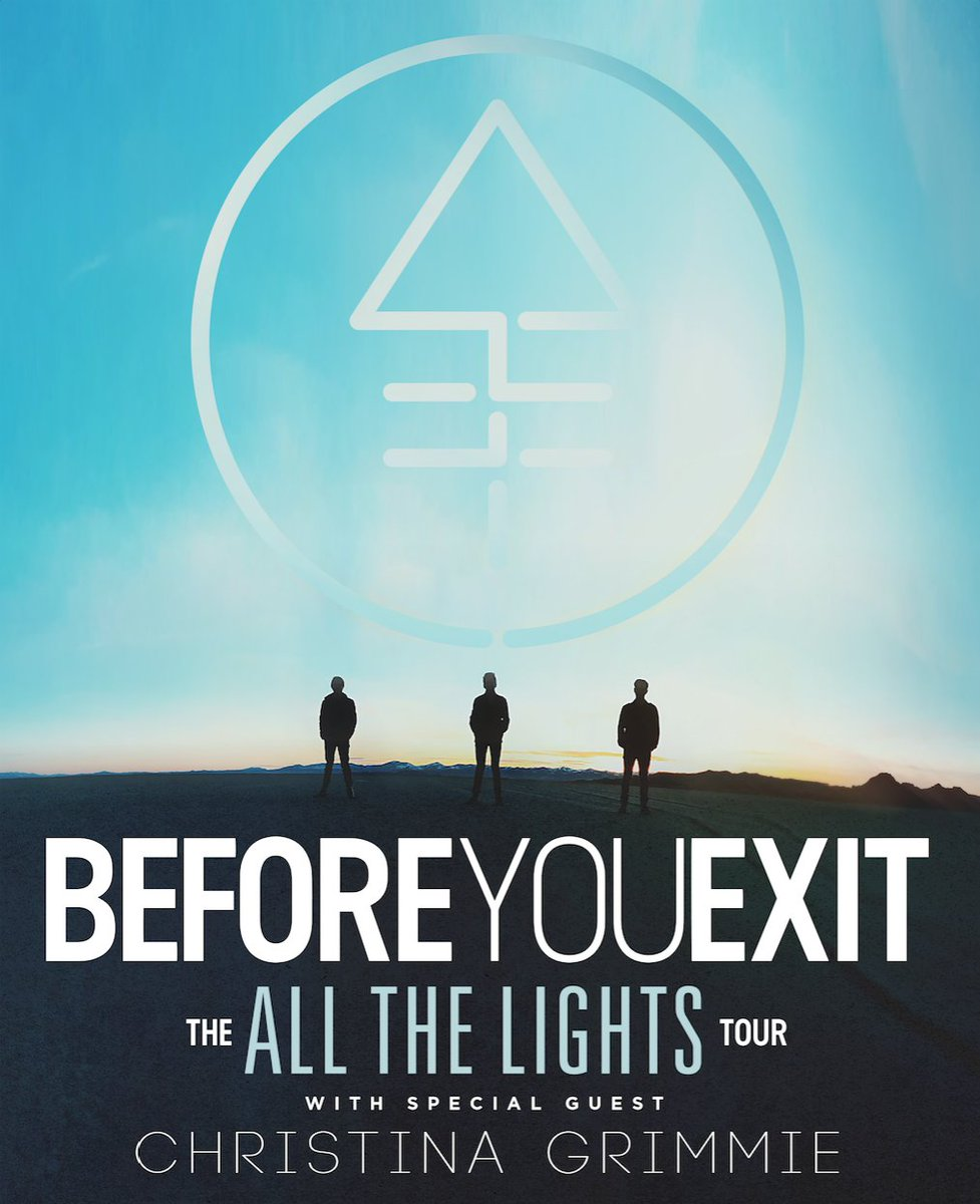 NEW SHOW -- @BeforeYouExit - The All The Lights Tour on May 31st! On sale Thursday: https://t.co/8MIkcY0rHY https://t.co/nAoH03OX7P