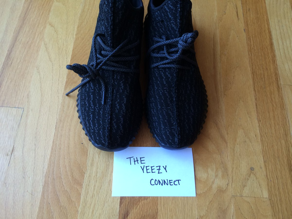22c54f6476639 PB FOR SALE SIZE 9.5 http   www.storenvy.com products 16542603-adidas-yeezy- boost-350-pirate-black-mens-size-9-5-womens-size-11-kanye-wes …