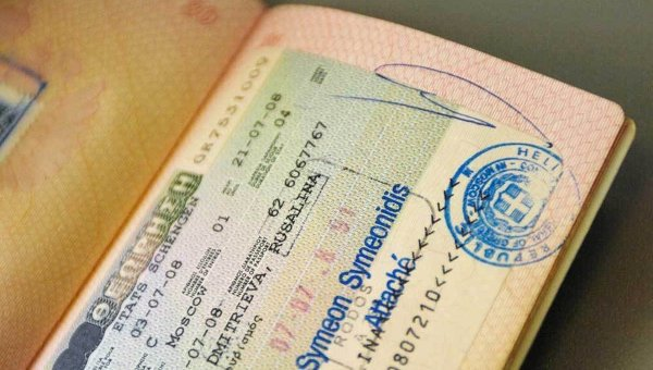 Родос нужна ли виза для россиян