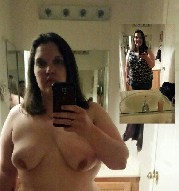 Nude Selfie 5134