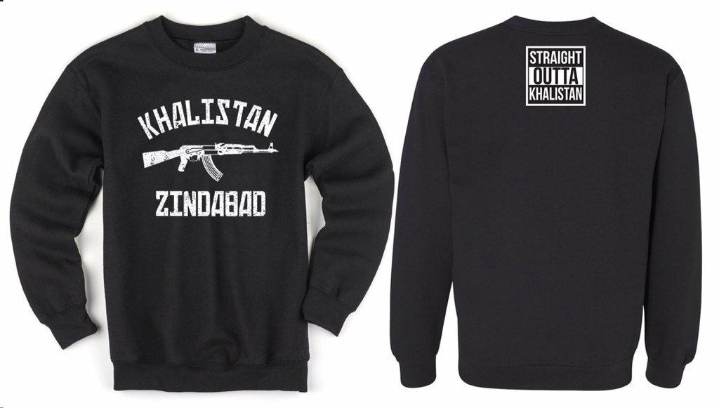 1984tribute Shirt Zindabad Clothing T TwitterKhalistan On zGqSUVMp