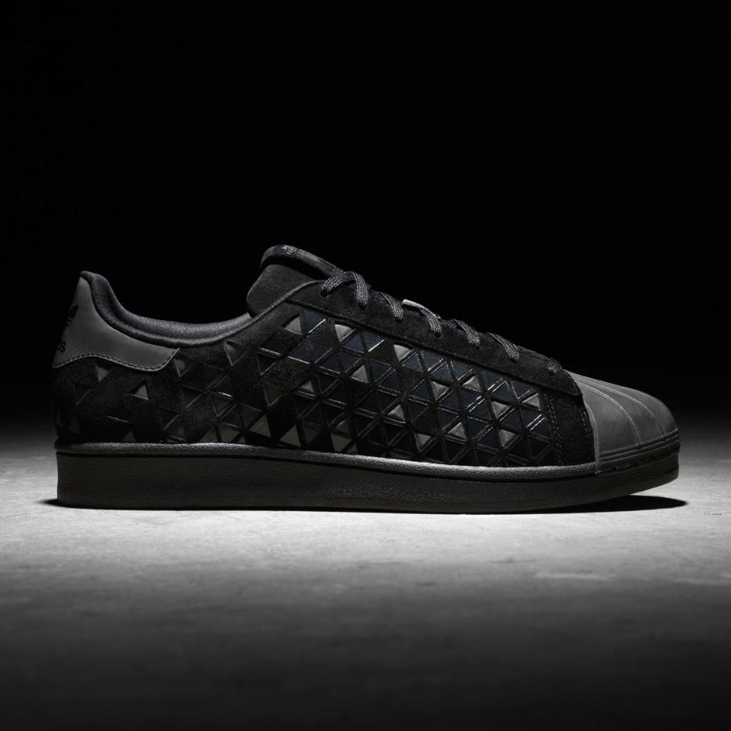 adidas superstar xeno zwart