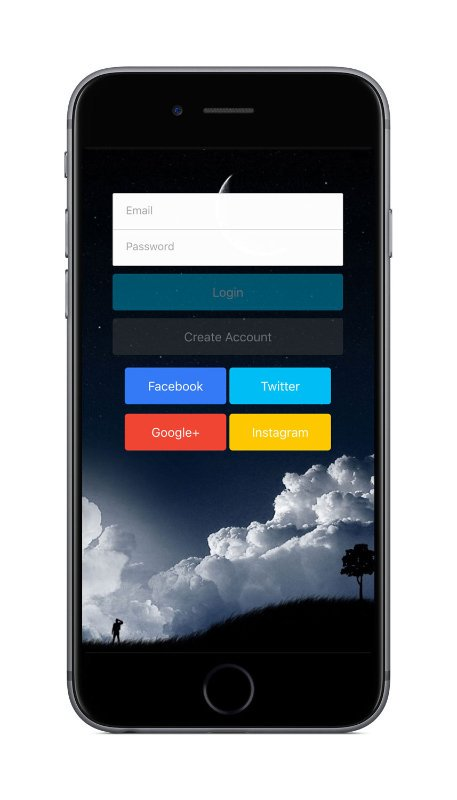 App Templates, Themes and Components