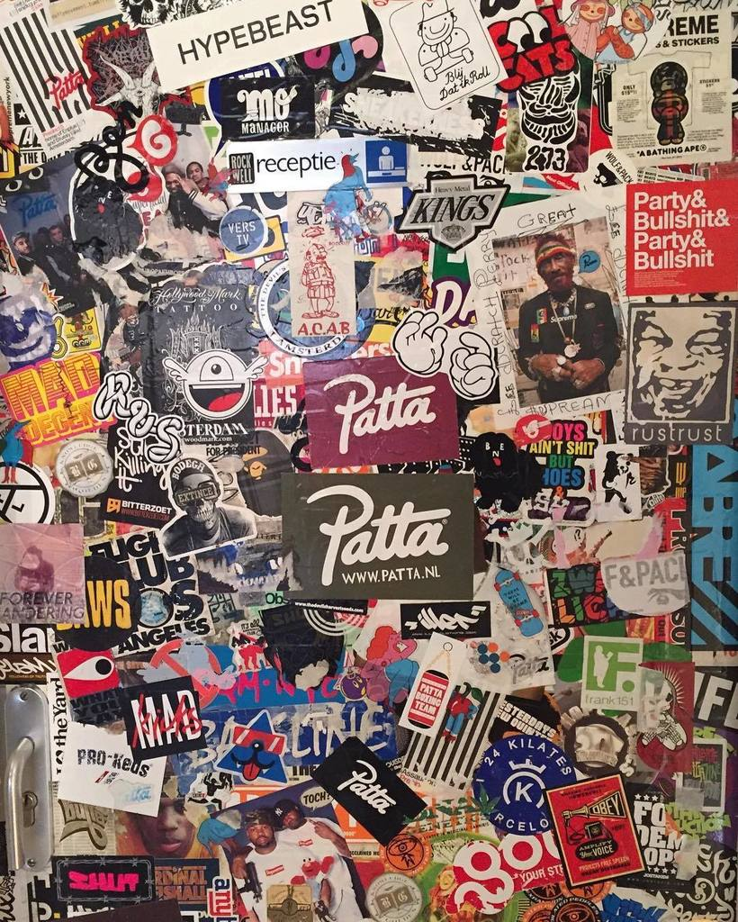Parra patta hypebeast beng obey bengamsterdam amsterdam stickers by blandinem26pic twitter com wun1bwmhsi