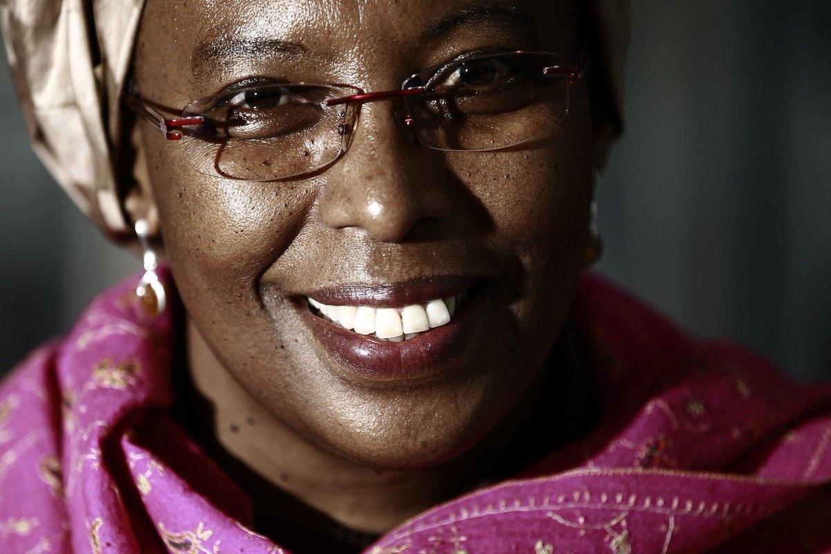 Massive congratulations to #Burundi's living hero Marguerite Barankitse who just won the #AuroraPrize. @The100LIVES https://t.co/ozmw0a226c