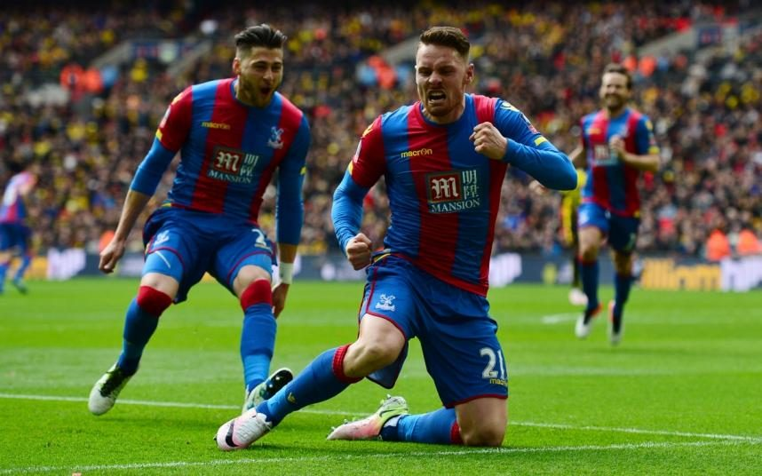 Video: Crystal Palace vs Watford