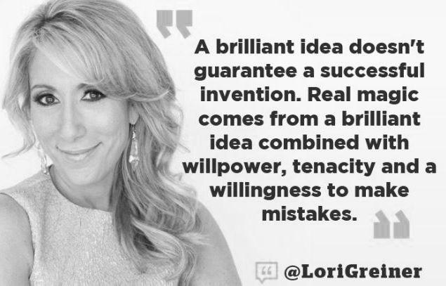 8 Great Lori Greiner Business Quotes https://t.co/cSVixaJwxZ <--- R...