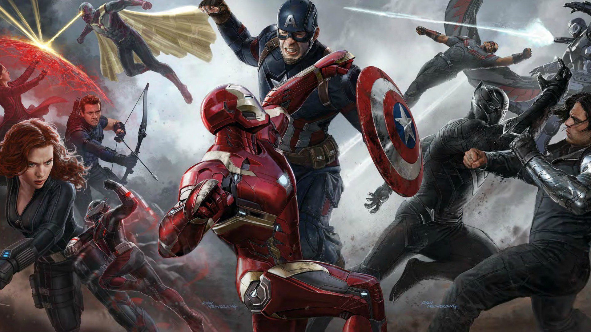 Captain America: Civil War Hauls In $75M On Friday 2