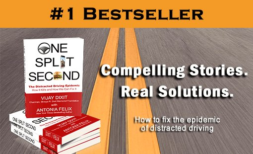 ONE SPLIT SECOND - Compelling stories - Real solutions for distracted driving http://smarturl.it/ONEtg?IQid=2 pic.twitter.com/jlsLDjzOzC (Tweet by Wisdom Editions) *+