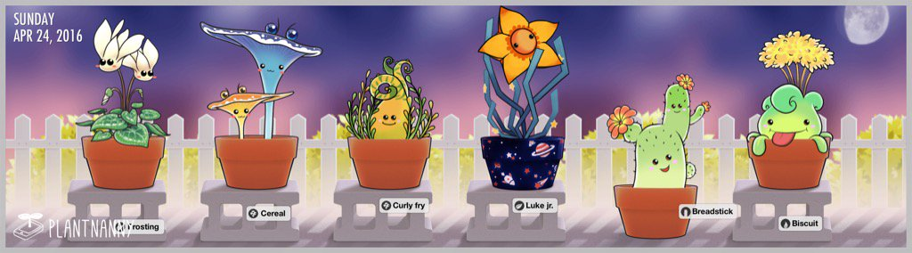 Dandelion plant nanny