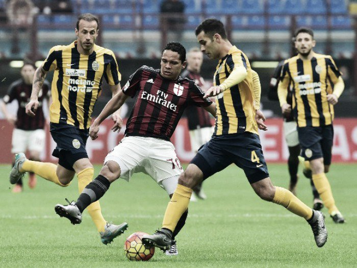 Verona Milan Diretta Streaming, guardare Rojadirecta Sky Serie A TIM Mediaset