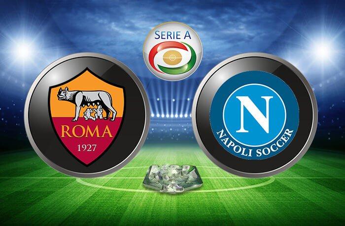Roma Napoli Diretta Streaming, vedere Mediaset Sky Serie A TIM