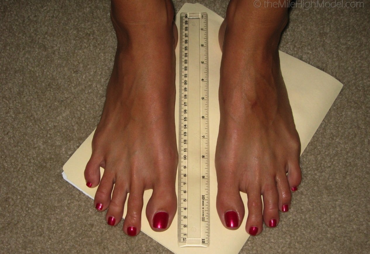 mikayla mico feet