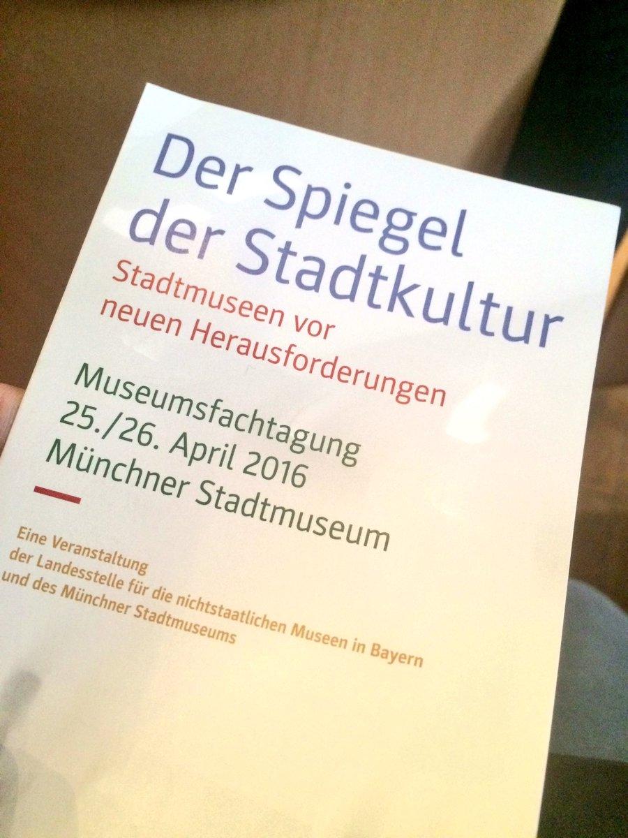 "Thumbnail for ""Stadtmuseen vor neuen Herausforderungen"""