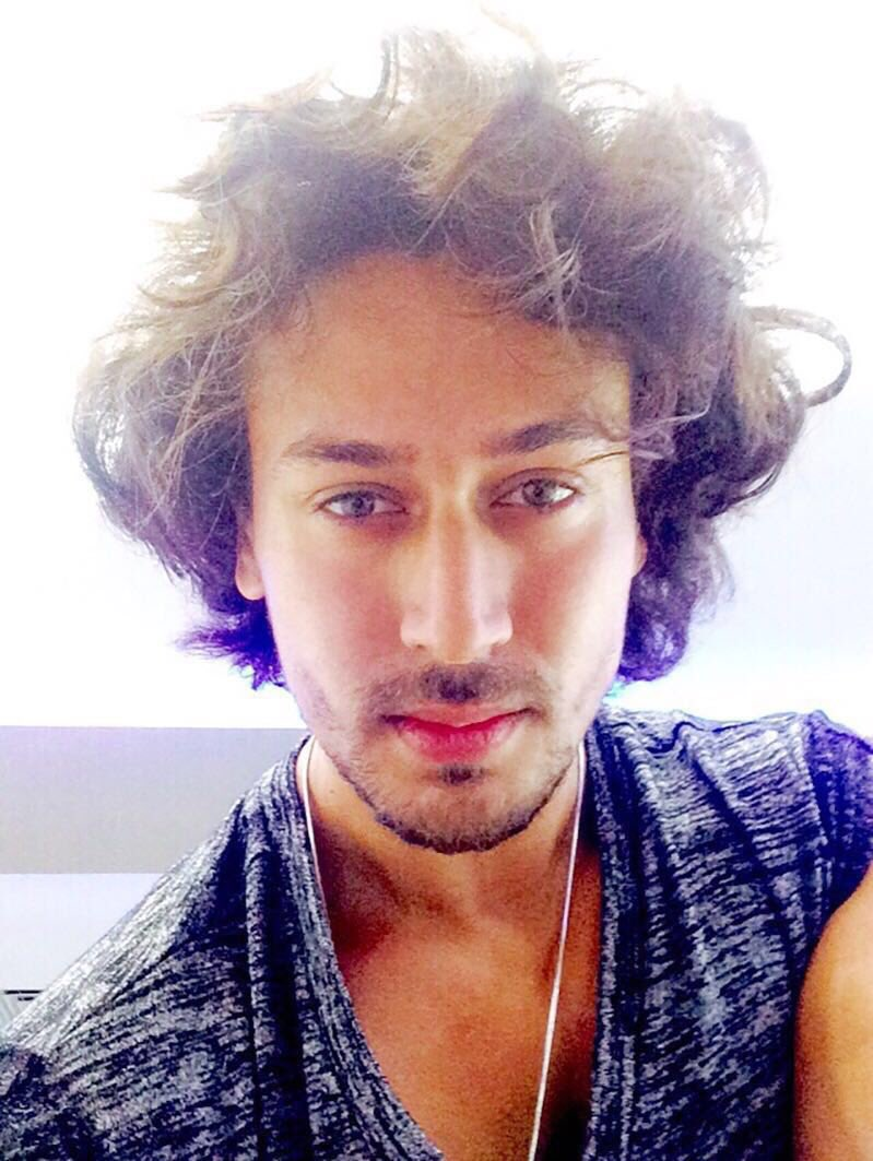 Tiger Shroff On Twitter Bad Hair Day But I Don T Care Can T