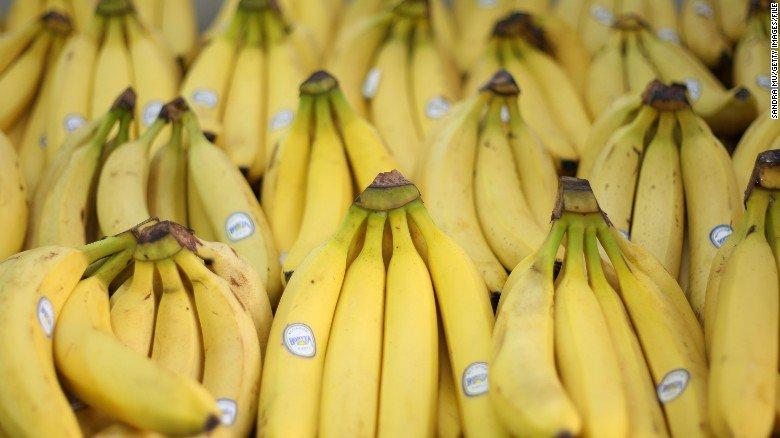 calorias de una banana mediana