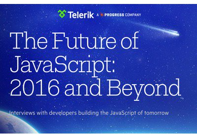 The Future of JavaScript: 2016 and Beyond