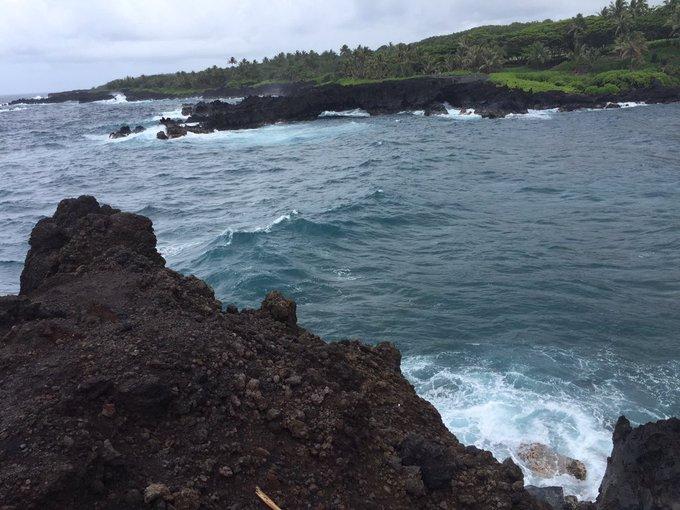 Bye bye beautiful Maui https://t.co/KeDfMe1Evq