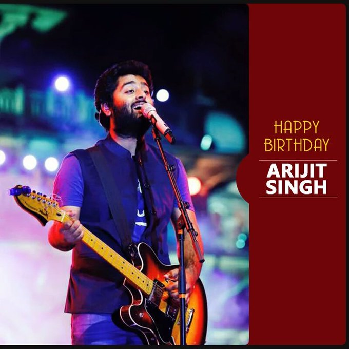 Arijit Singh's Birthday Celebration