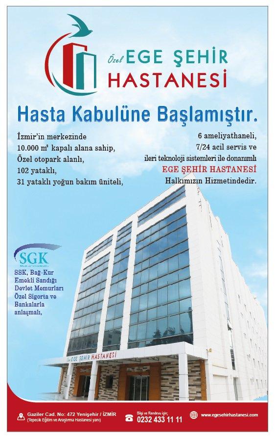 Egesehirhastanesi On Twitter Izmir Ozel Ege Sehir
