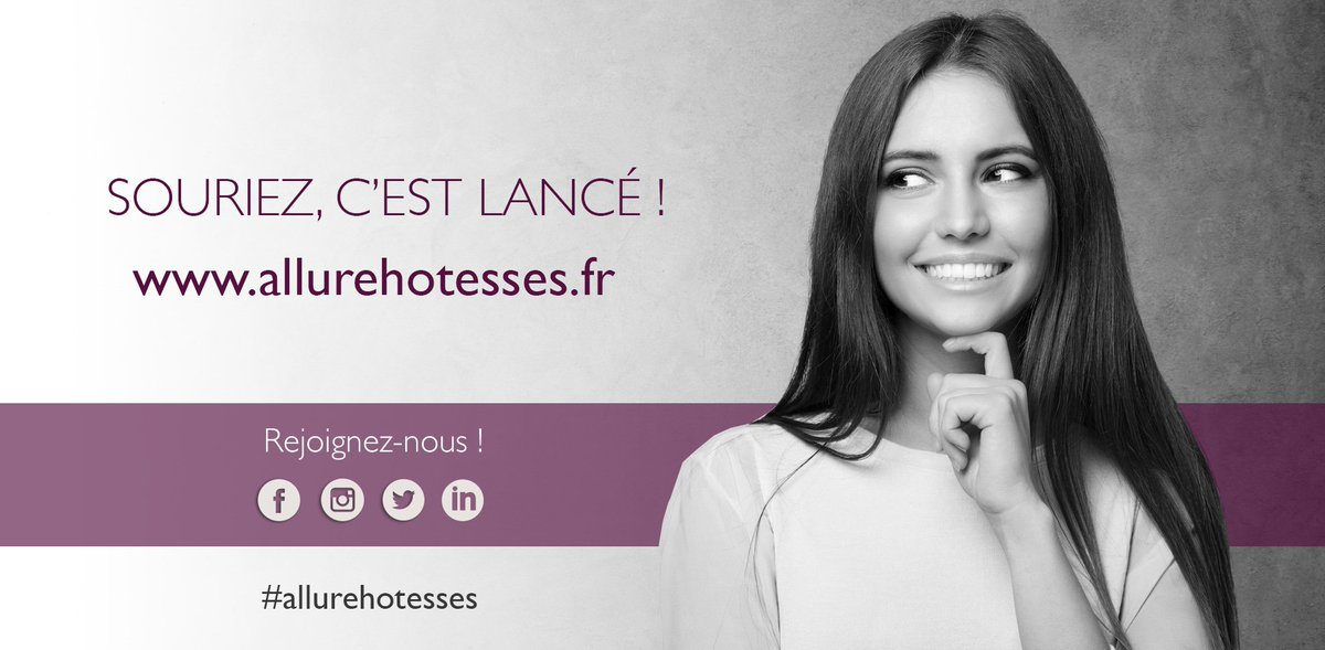 agence hotesse allure
