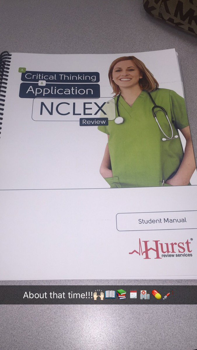 hurst review student manual
