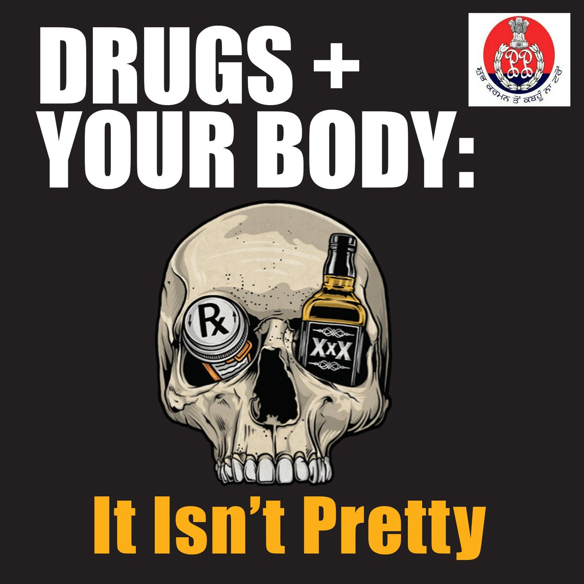say no to drugs yes to life
