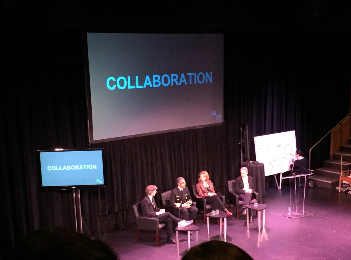 Thrilled to be co-hosting the @kencen #ArtsSummit! Inspiring discussion. <br>http://pic.twitter.com/xcIZtsSdLt