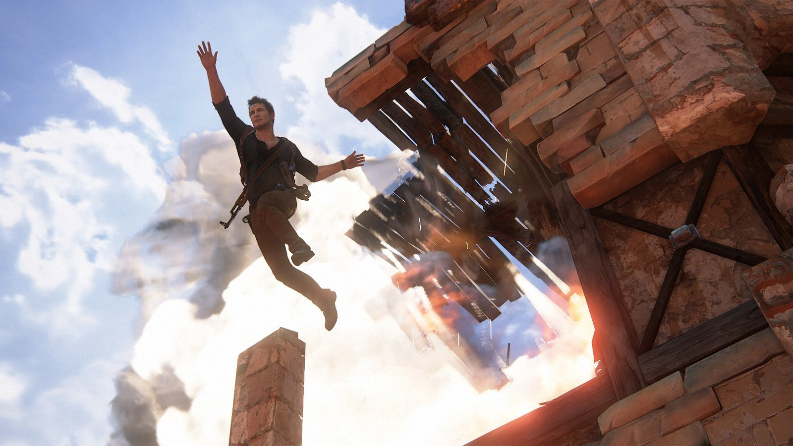 Sony: Uncharted 4 Copies Were 'Stolen In Transit' 2
