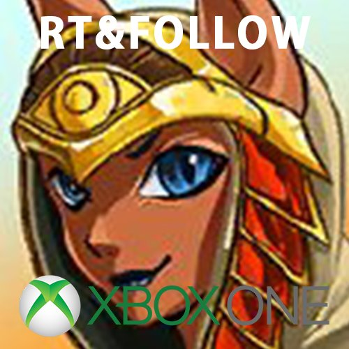 XBOX Smite Cutesy Bastet Icon. RT&Follow to enter this giveaway. Ends Friday 29th. Goodluck! #Smite https://t.co/r5EMcHMqEG