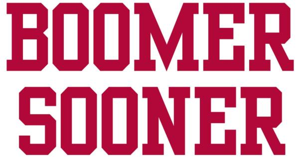Now considered offensive: Oklahoma University 'Boomer Sooner'