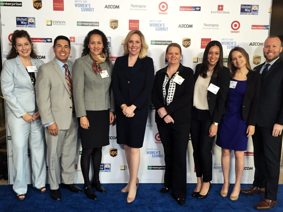 Thumbnail for United For Change at the United Way of Greater Los Angeles Women's Summit