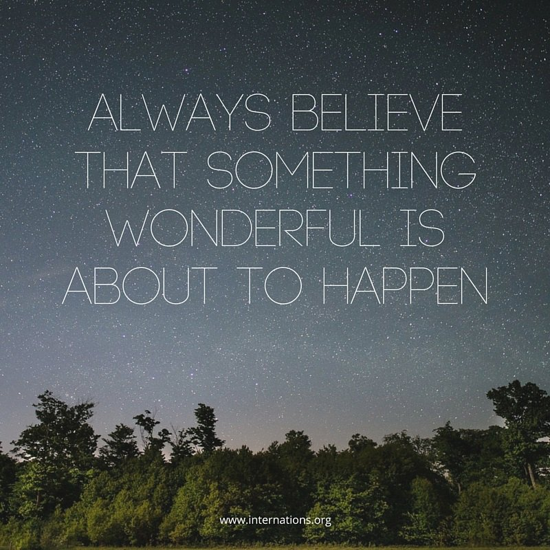 Always stay positive and never lose faith - you never know what's around the corner #MotivationMonday https://t.co/SEG7G0jIHM
