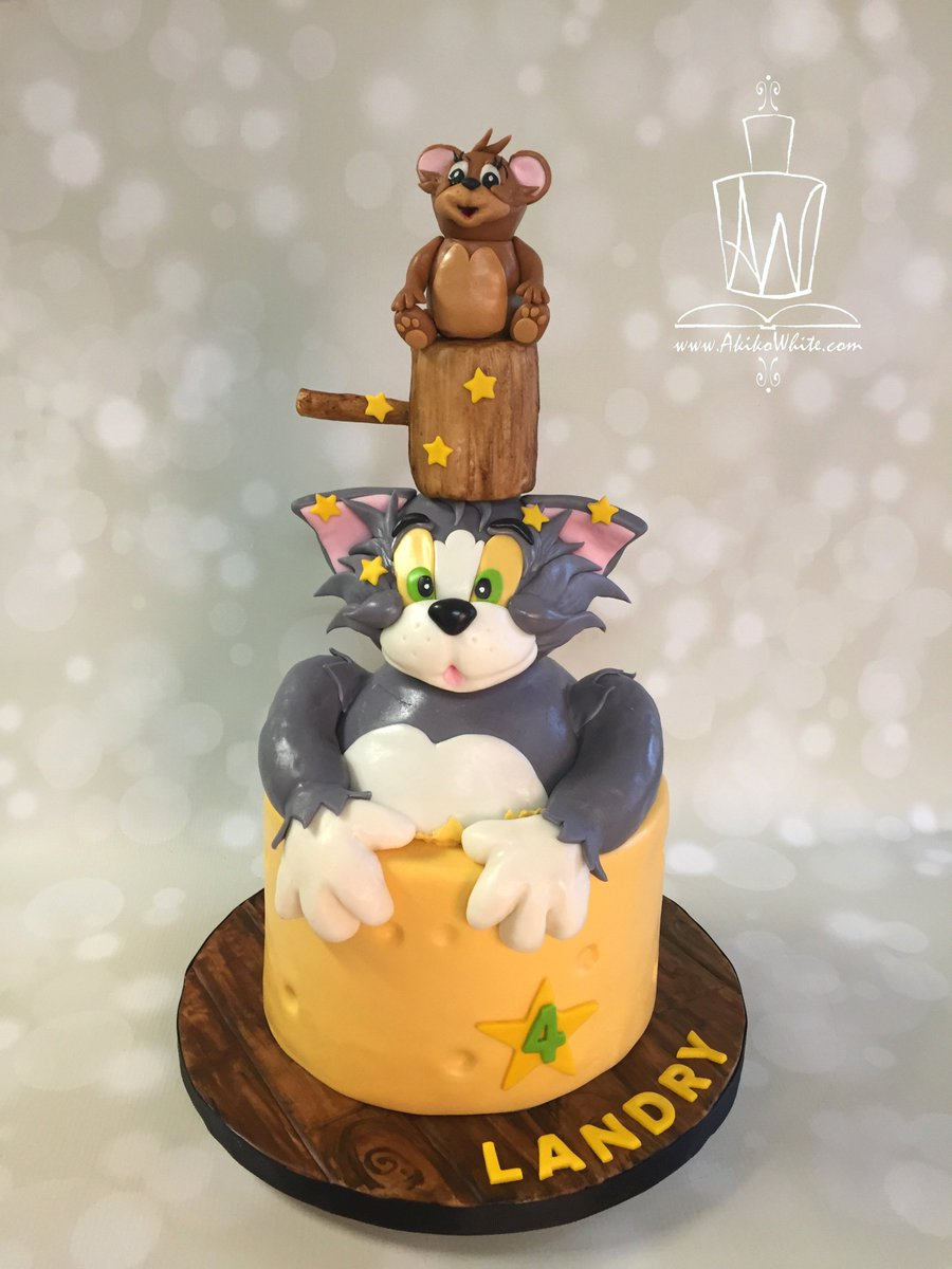 Akiko White On Twitter Happy Birthday Landry Tomandjerry