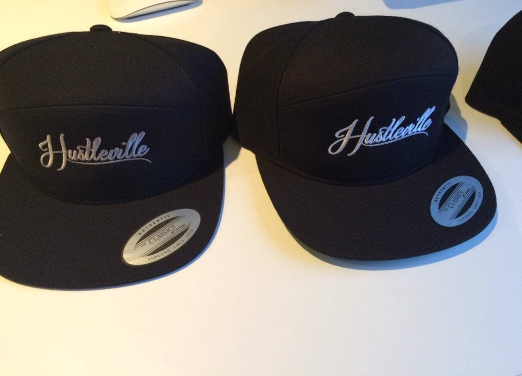 SAVE R550 for the bless HUSTLEVILLE caps going for a steady R250, no stress.